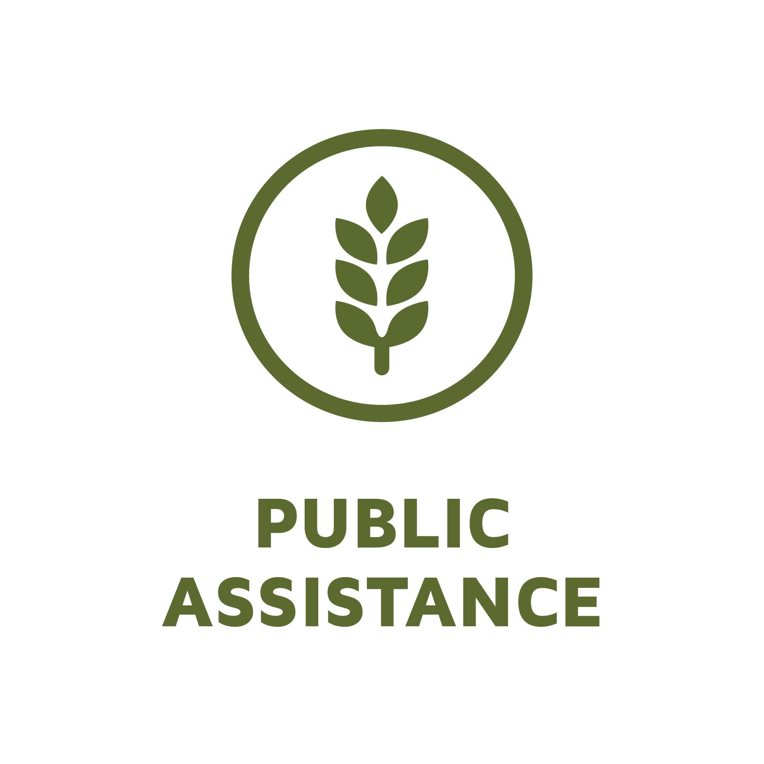 Public Assistance Tile