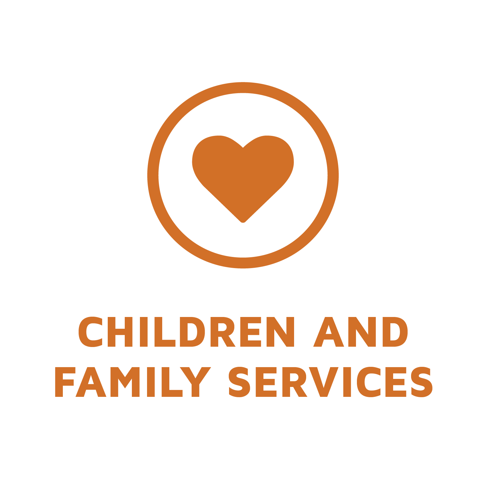 Children and Family Services Tile