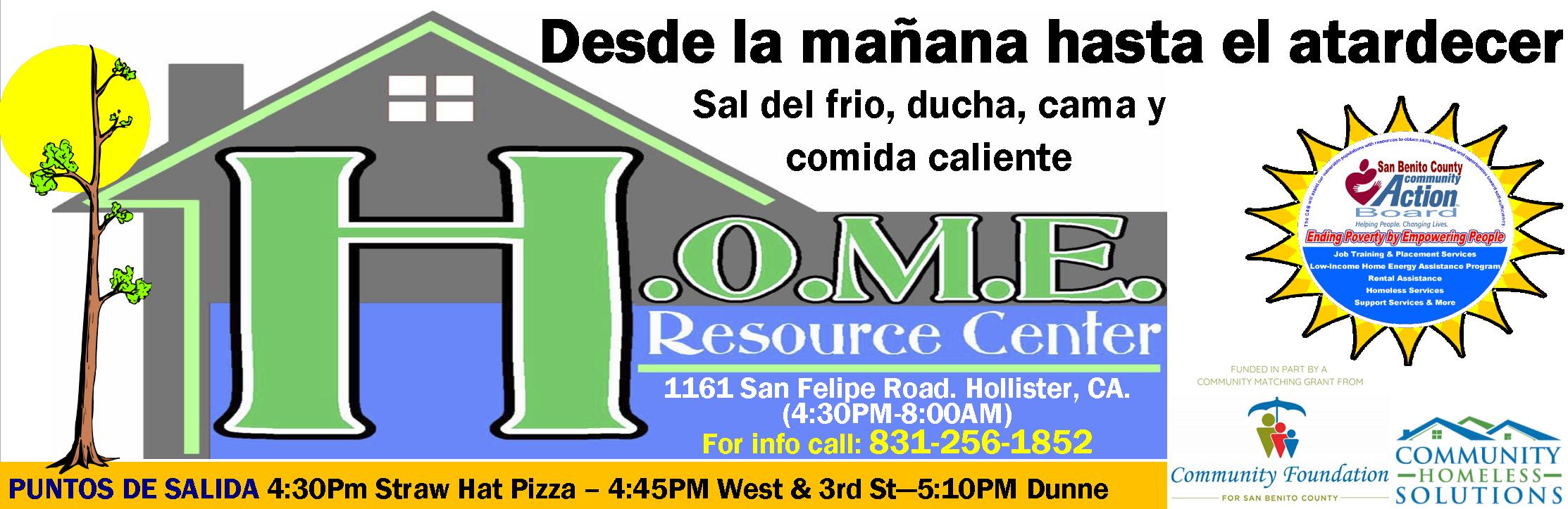 home resource center sp