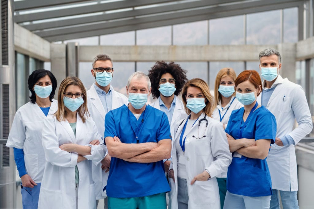 hospital-workers