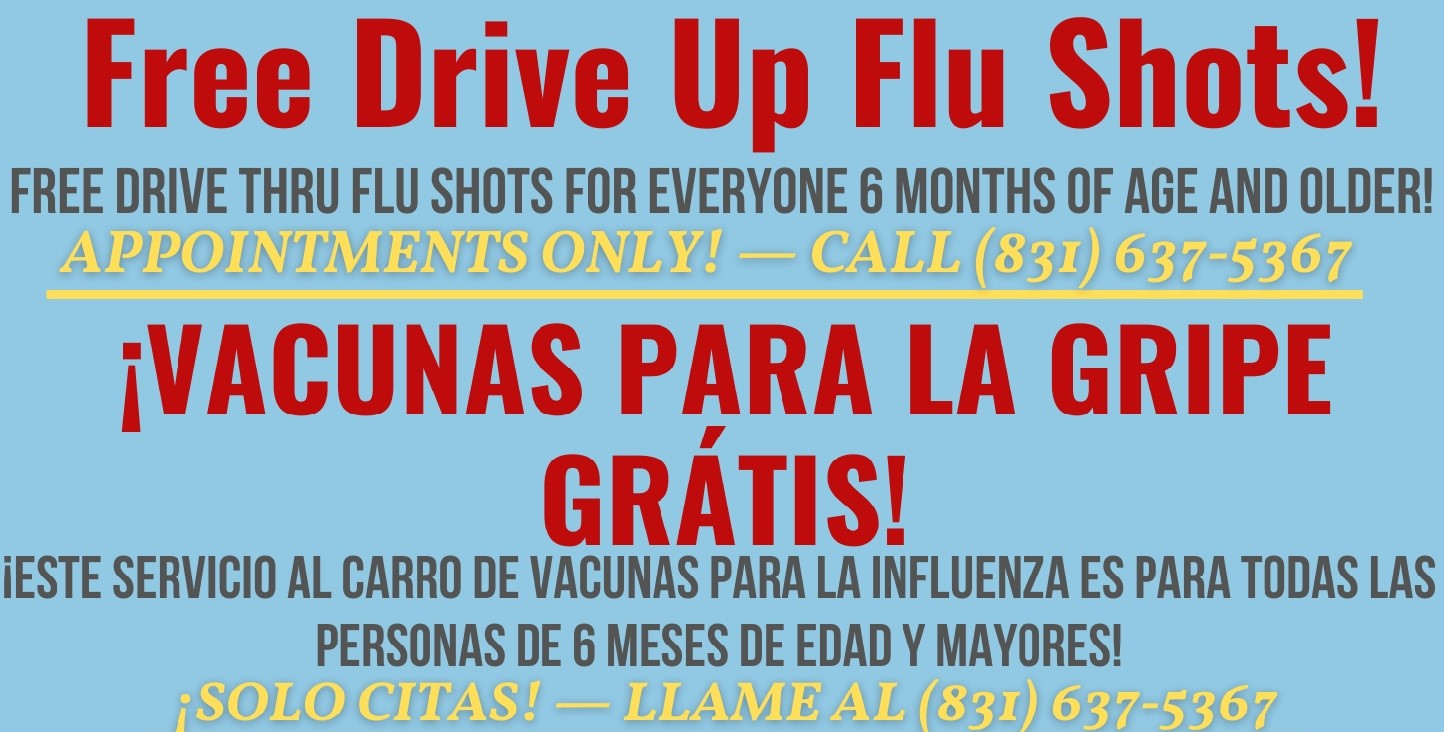 2020 Flu Cinic Flyer